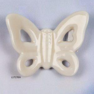 Bomboniera- Farfalla in avorio- gadget